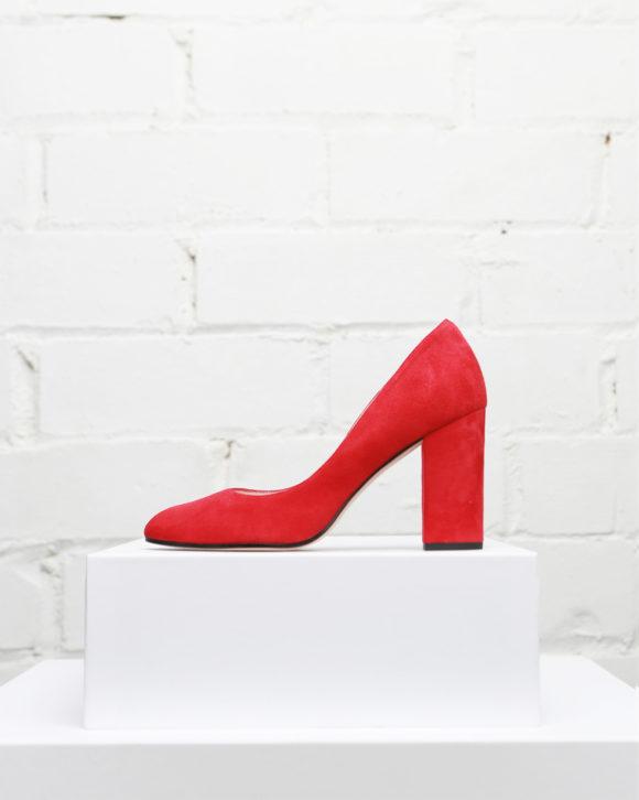 Zapatos de mujer de piel online. Modelo Jane de la colección Maria Albertin