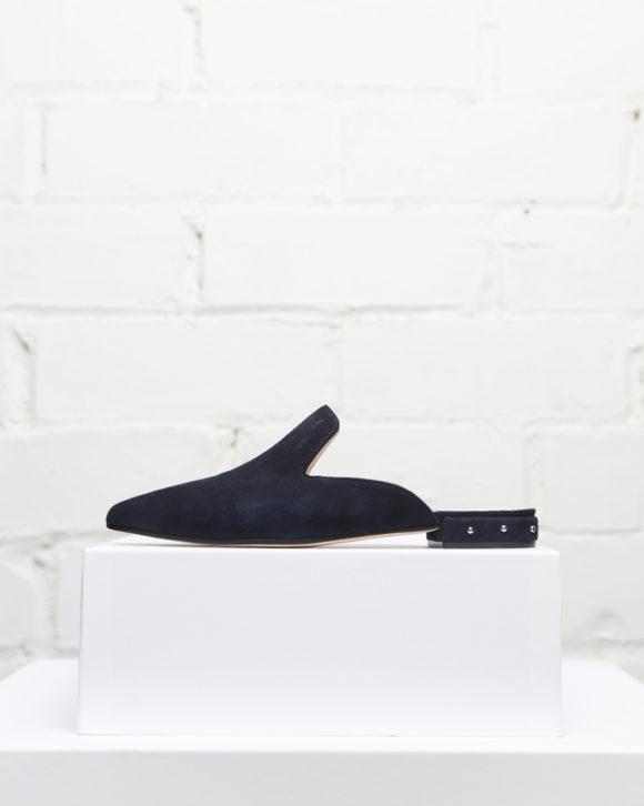 slippers mujer online de piel y fabricados en España. Colección Maria Albertin